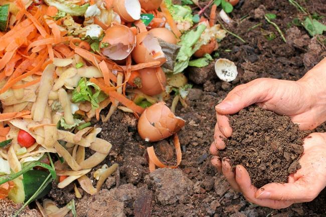 composting soil