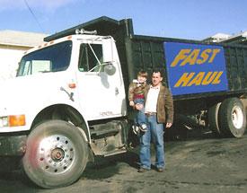 Fast Haul Truck