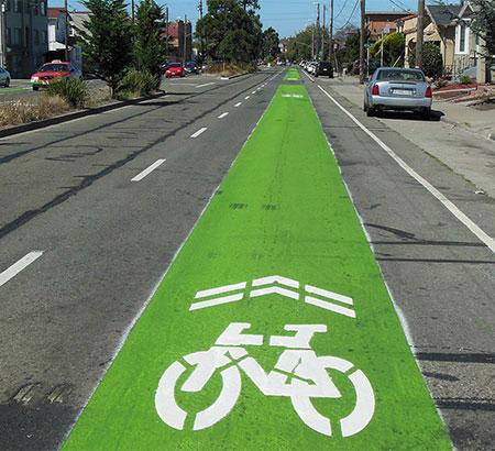 Green Oakland
