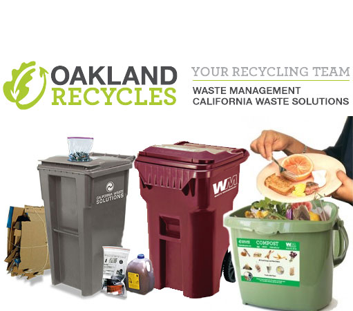Oakland Recycling