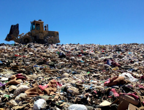 Filling Up Fast – The State of U.S. Landfills