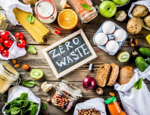 5 Steps to Reducing Your Household Waste