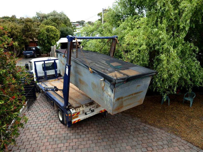 dumpster rental vs junk hauling